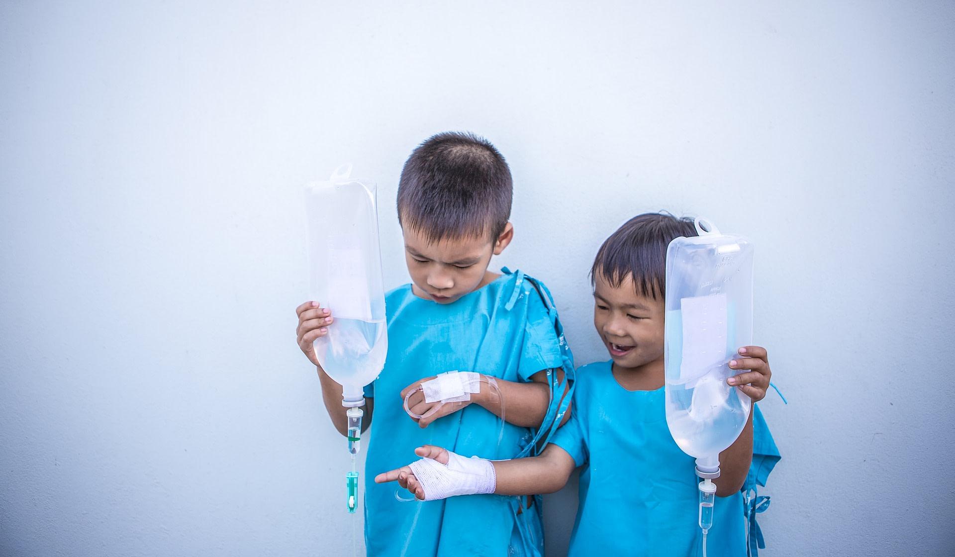 détecter la maladie chez l'enfant
