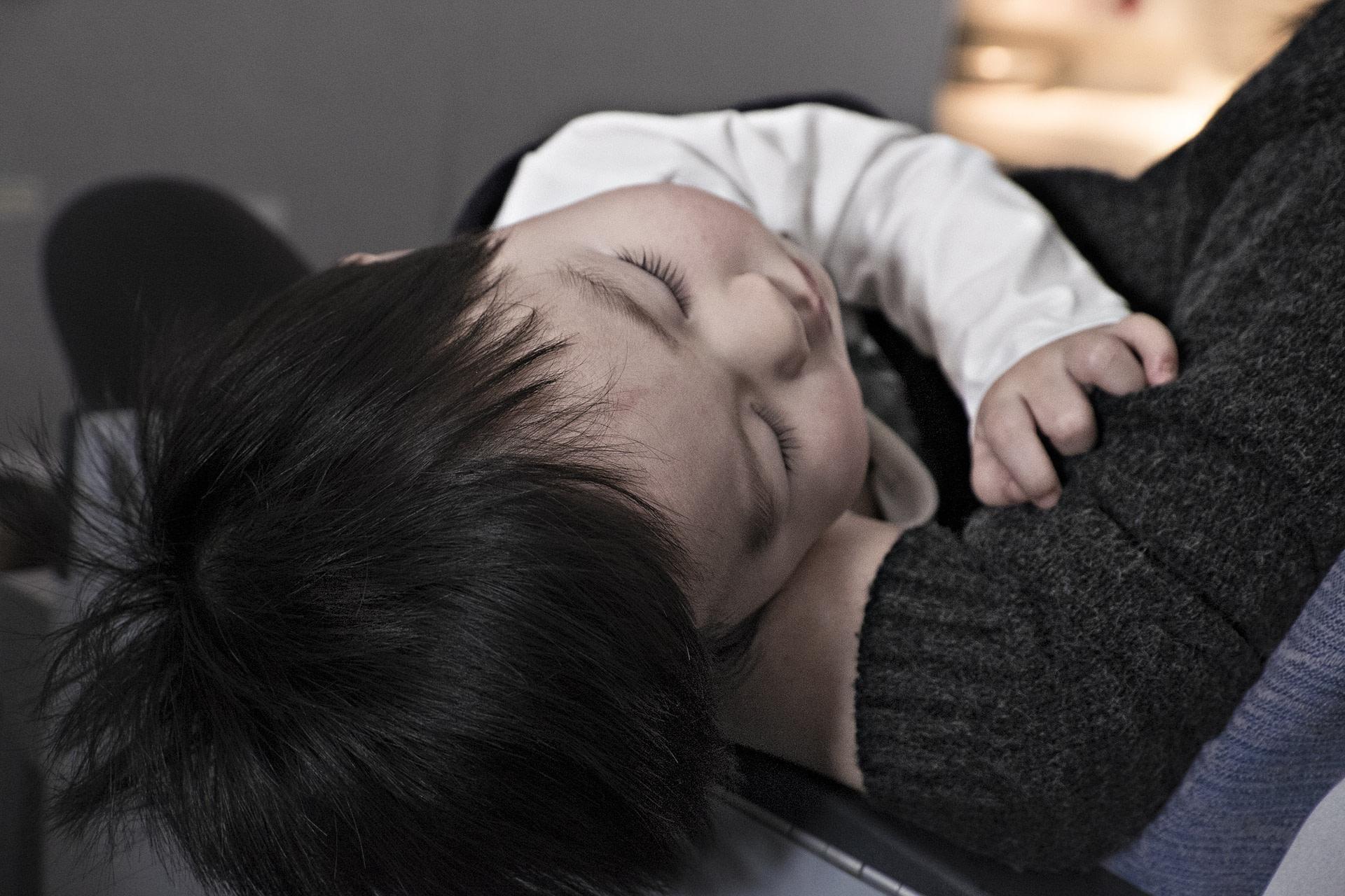 détécter la maladie chez l'enfant