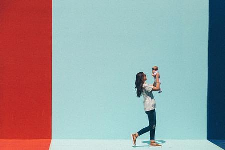 Guidez votre bébé tous les jours